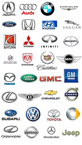 Exotic Car Brand Logo - Exotic Car Repair & Service | Plano, TX | Dallas European Auto