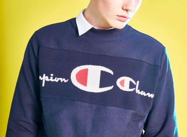 d4c62c62 Champion Brand Clothing Logo - The History of Champion | Mainline Menswear  Blog