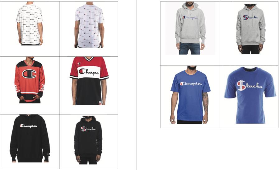 73489721 Champion Brand Clothing Logo - Hanesbrands, Champion Sue Streetwear Brand  Over