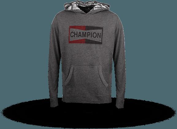 2a32ad39 ... Motorsports & Automotive Apparel | Champion Auto Parts. Champion Brand  Clothing Logo - BLEECKER: Champion champion HERITAGE TEE short sleeves T- shirt