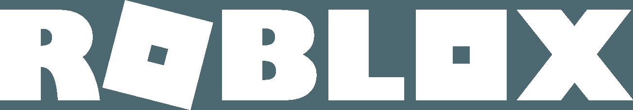 White Roblox Logo Logodix
