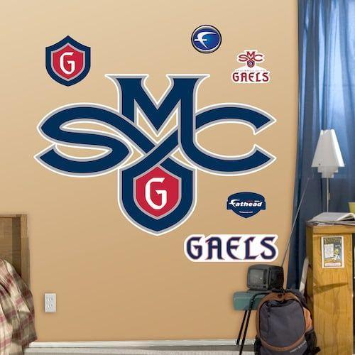 St Marys Gaels College Logo 1C Vinyl Decal Sticker Car Window Wall