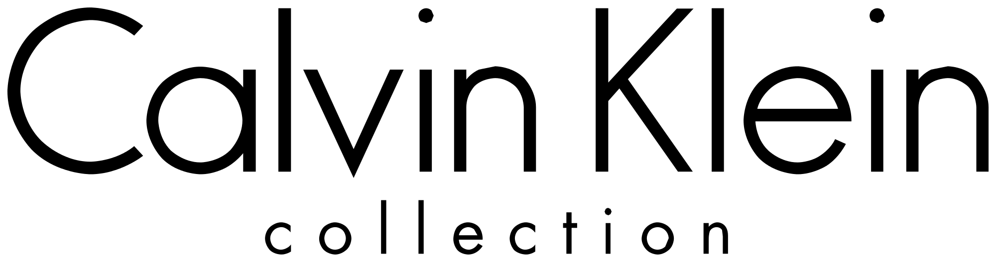 Calvin Klein Logo - File:Calvin Klein Collection logo.svg - Wikimedia Commons