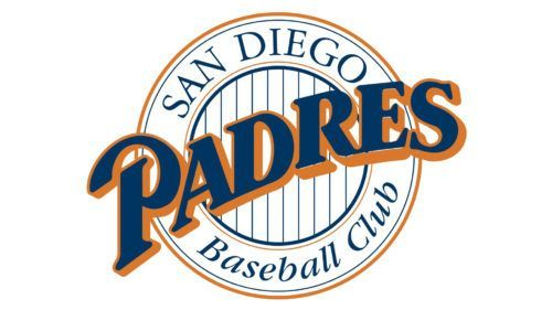 Padres Old Logo - The old Padres logo designed in 1969 gives the picture of a friar in ...
