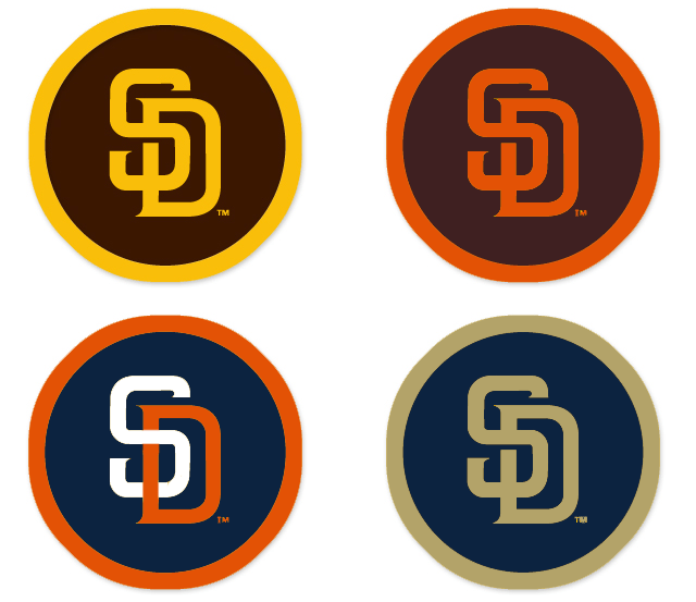 Padres Old Logo - Did the Padres change logo? - Page 2 - Sports Logos - Chris ...