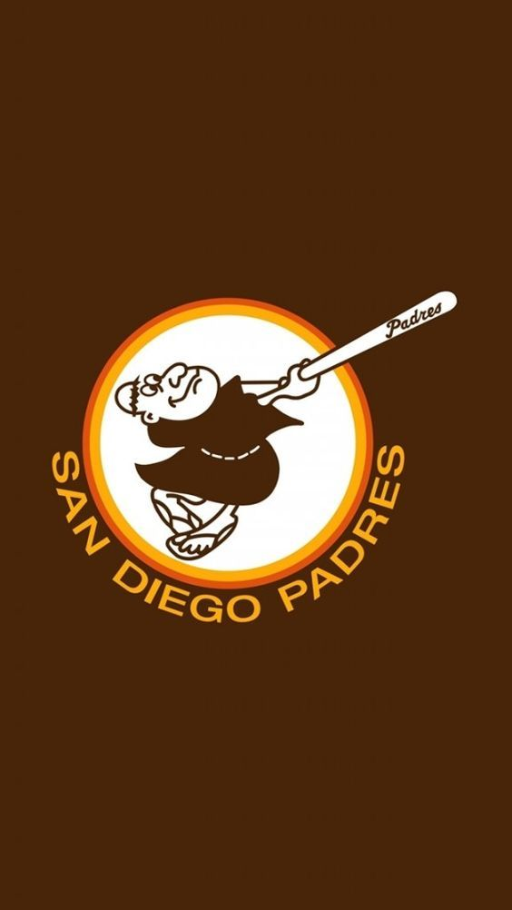 Padres Old Logo - Old School Padres | Athletics | San Diego Padres, Baseball, San Diego