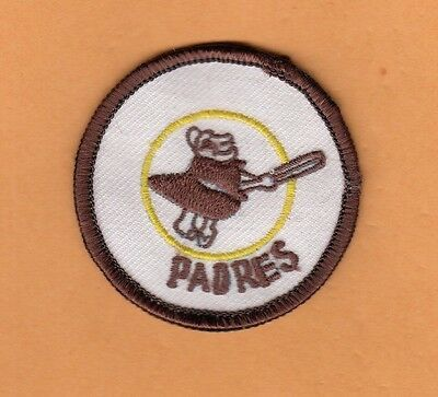 Padres Old Logo - SAN DIEGO PADRES 1960's 70's OLD LOGO STITCHED 2