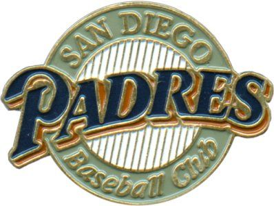 Padres Old Logo - San Diego Padres Items - CRW Flags Store in Glen Burnie, Maryland