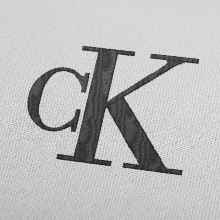 Calvin Klein Logo - Calvin Klein logo 2 embroidery design instant download