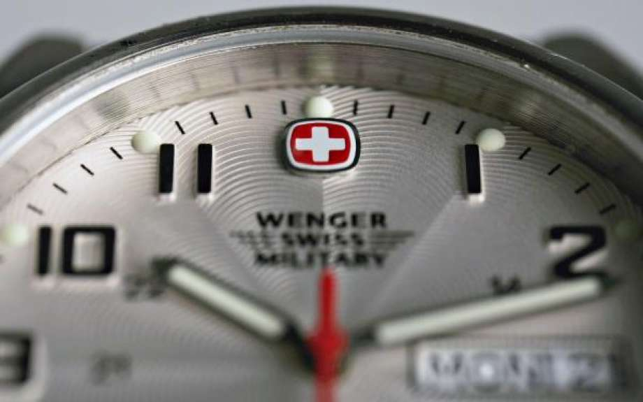 Watch with Cross Logo - Campaign to limit 'Swiss-made' label seeks to preserve reputation ...