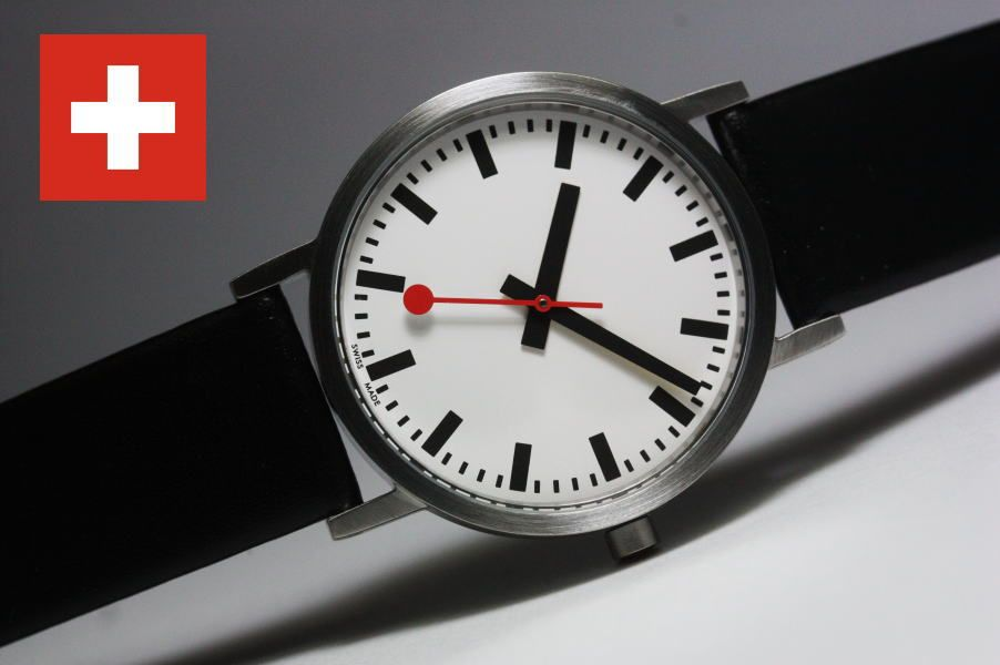 Watch with Cross Logo - Katsuboya: More faithful to the original design! Without Switzerland ...