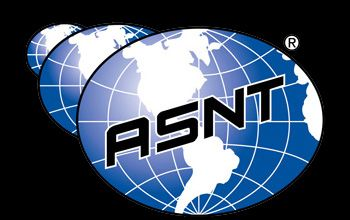 ASNT Logo - LogoDix