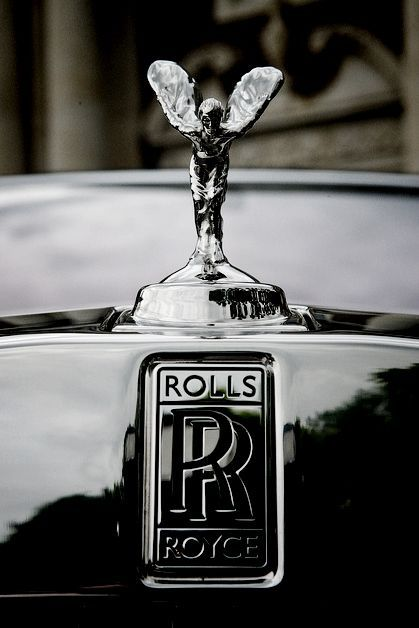 Rolls-Royce Logo - Logo. The double RR logo is one of the most recognised logos in the ...