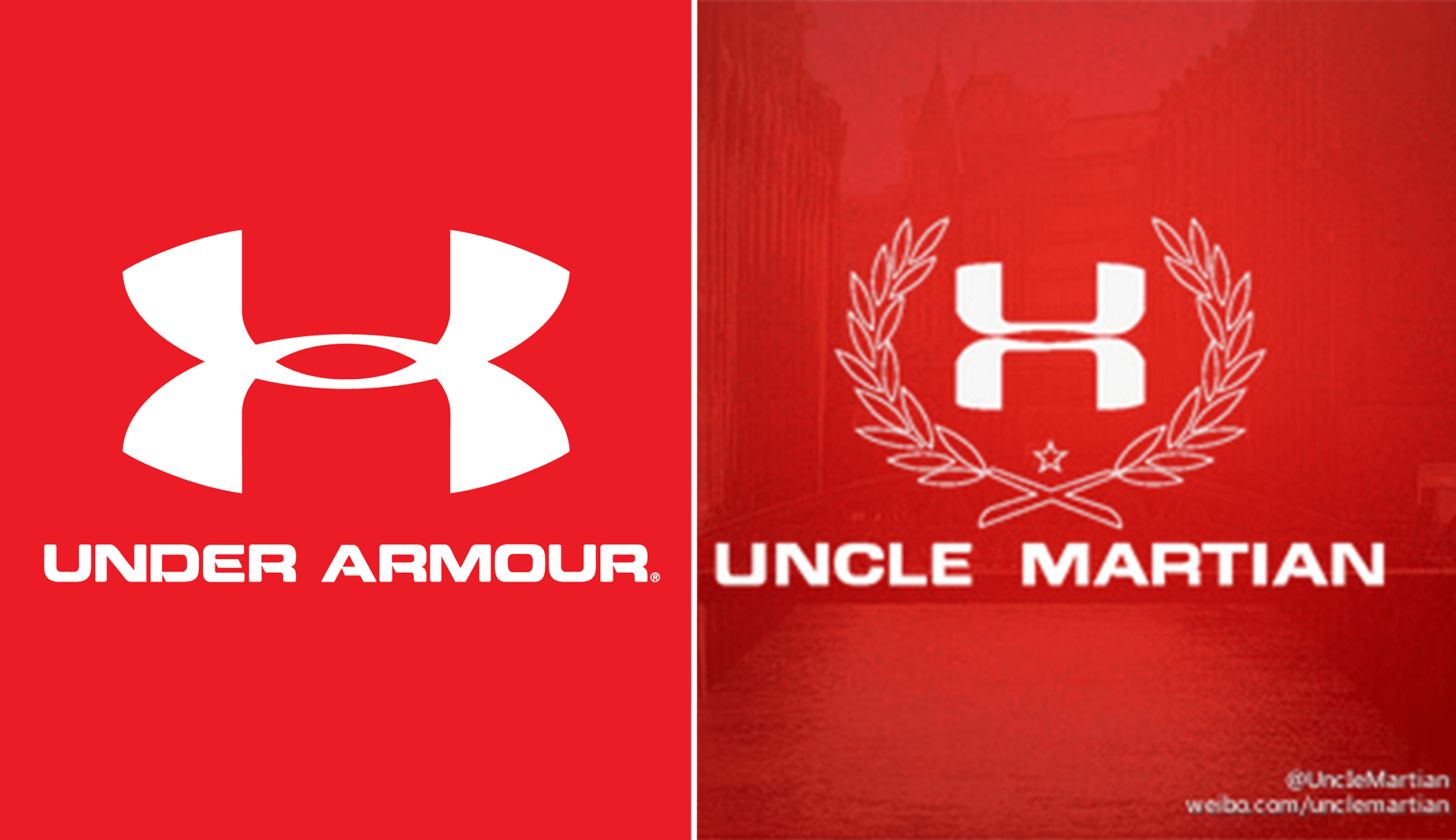 Under Armour Logo - Under Armour Vows To Go After