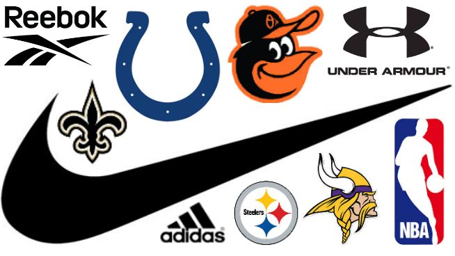 Under Armour Logo - The Real Meaning Behind 44 Popular Sports Logos | STACK