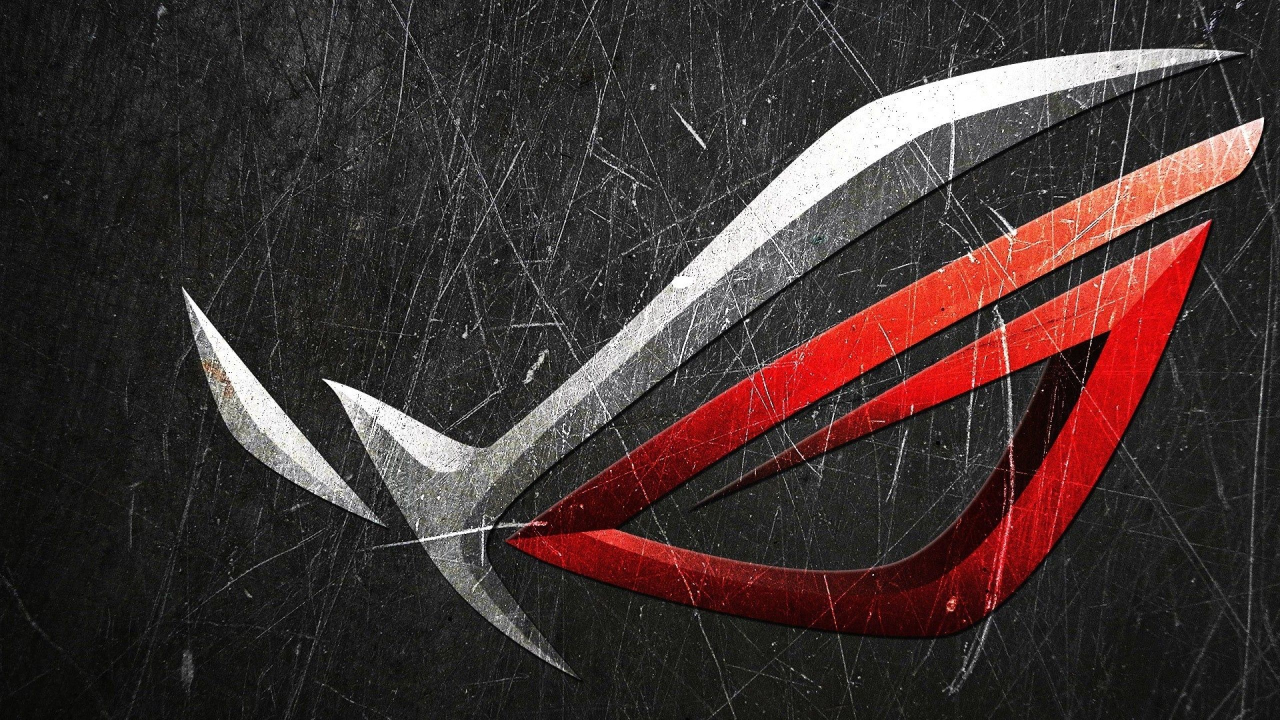 Red 2560X1440 Gamer Logo - LogoDix