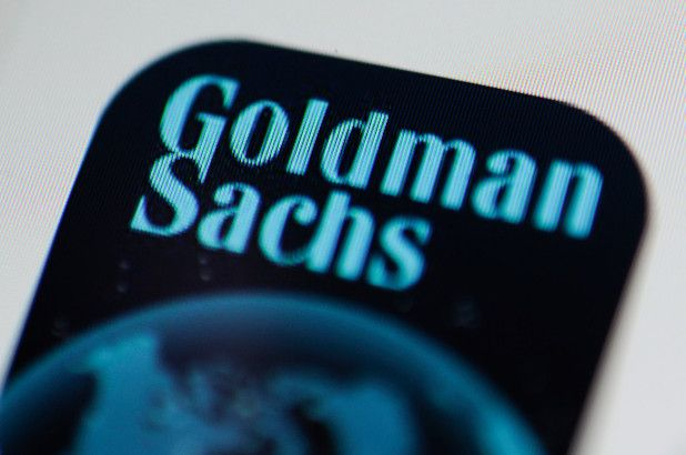 Goldman Sachs Logo - Goldman Sachs' legal woes could hurt business with China