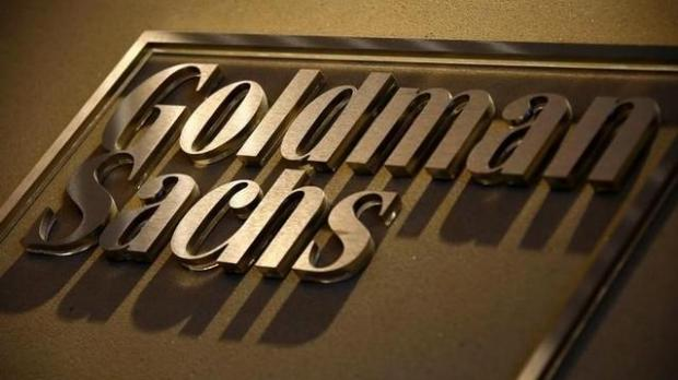 Goldman Sachs Logo - The words Goldman Sachs employees aren't allowed to email