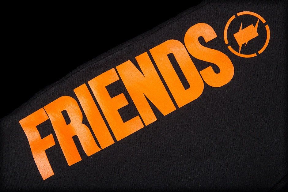 Vlone Friends Logo - LogoDix