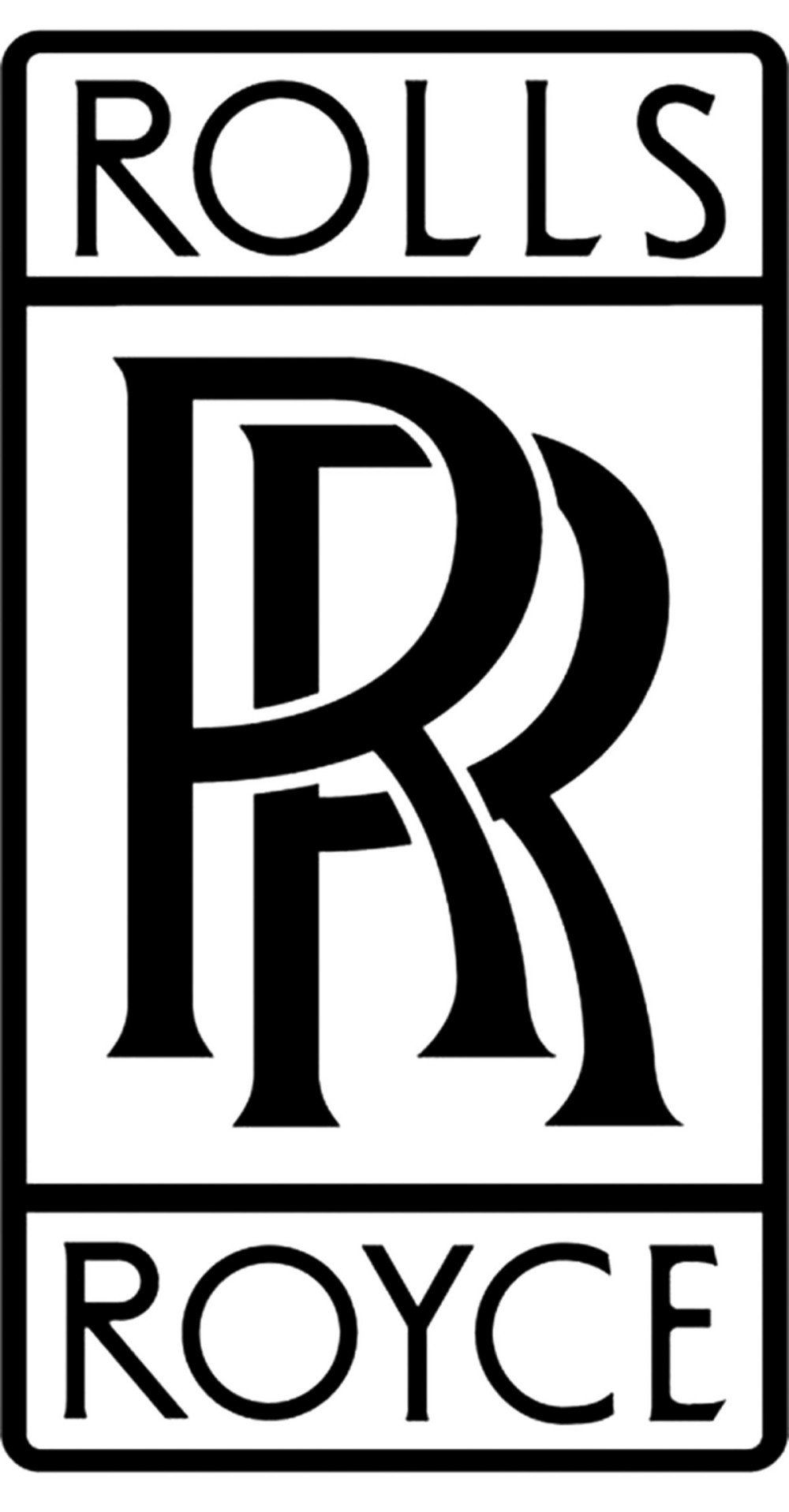 Rolls-Royce Logo - 18th in the Alphabet, First Among Cars - Since 1907, - Hemmings ...