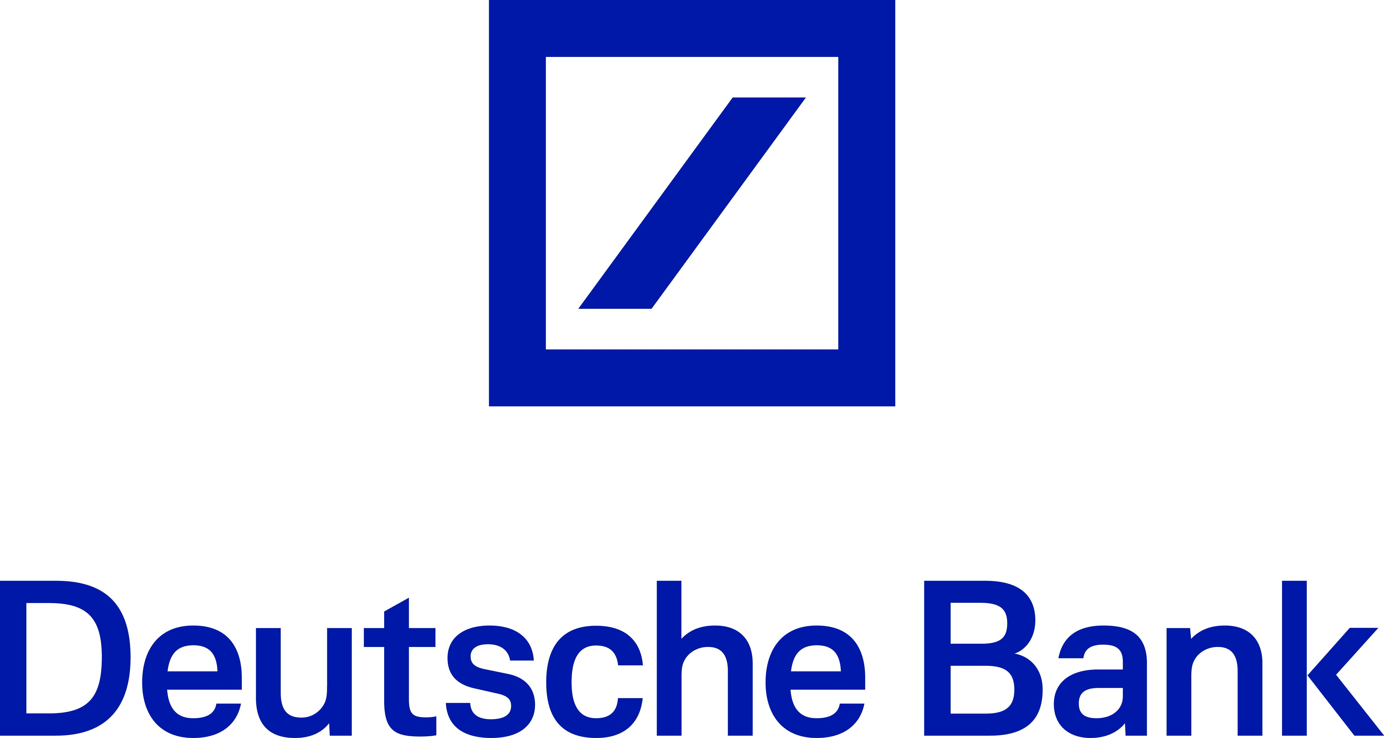 Deutsche Bank Logo - Deutsche-Bank-logo | HRO Today Services and Technology Association