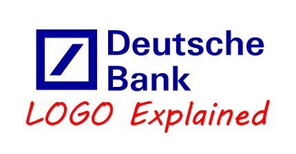 Deutsche Bank Logo - Deutsche Bank's LOGO - Explained — Steemit