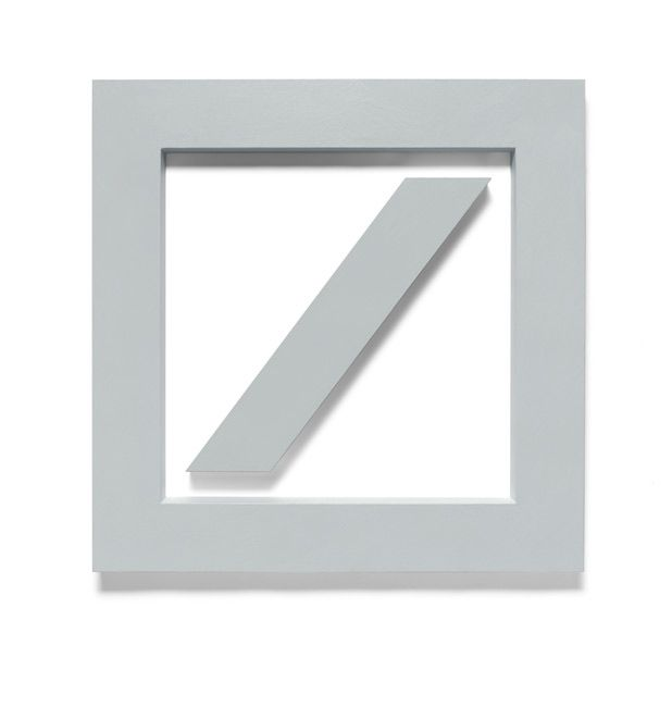 Deutsche Bank Logo - Deutsche Bank - ArtMag - 80 - news - Revolutionary: The Deutsche ...