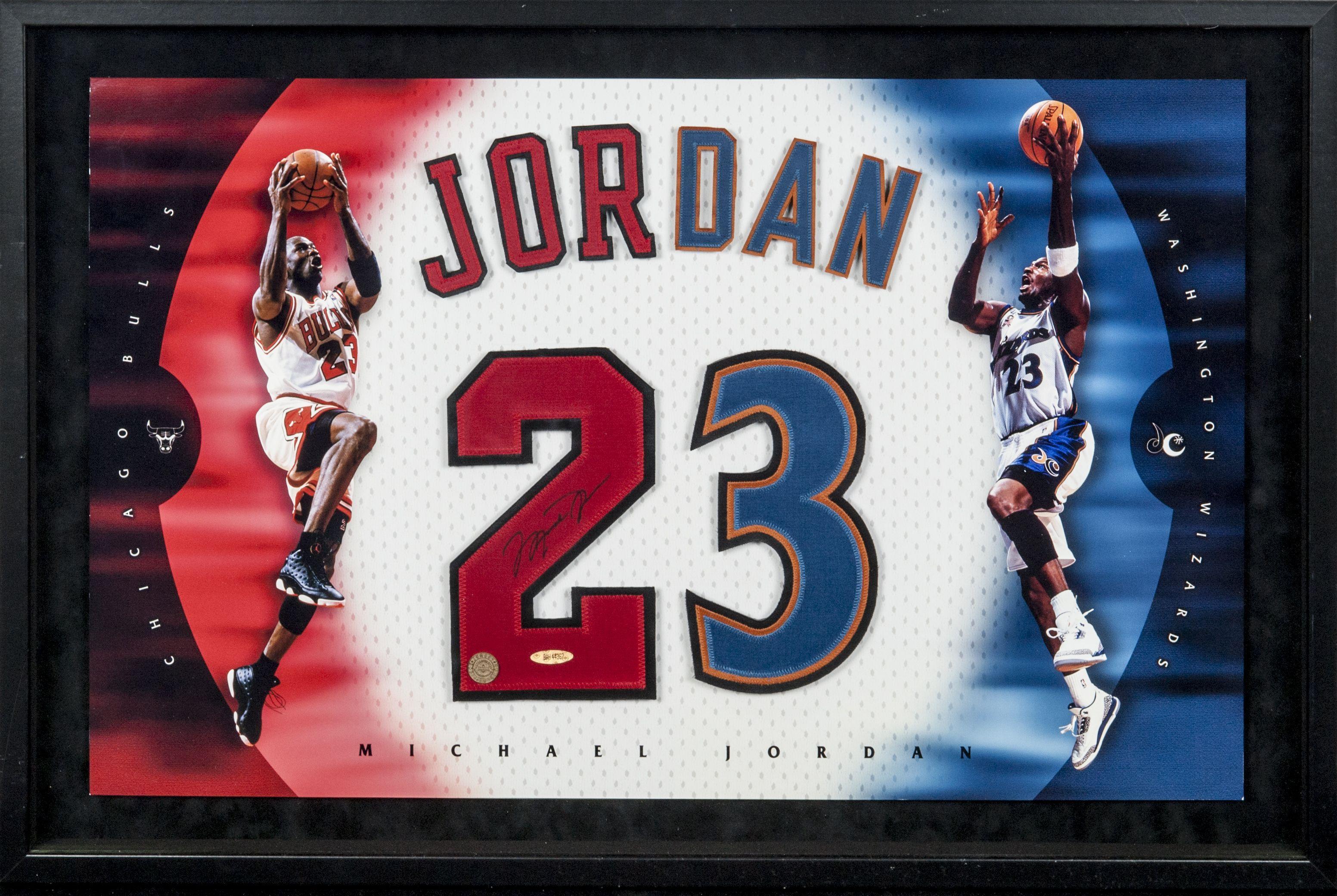 Michael Jordan Number 23 Logo - LogoDix