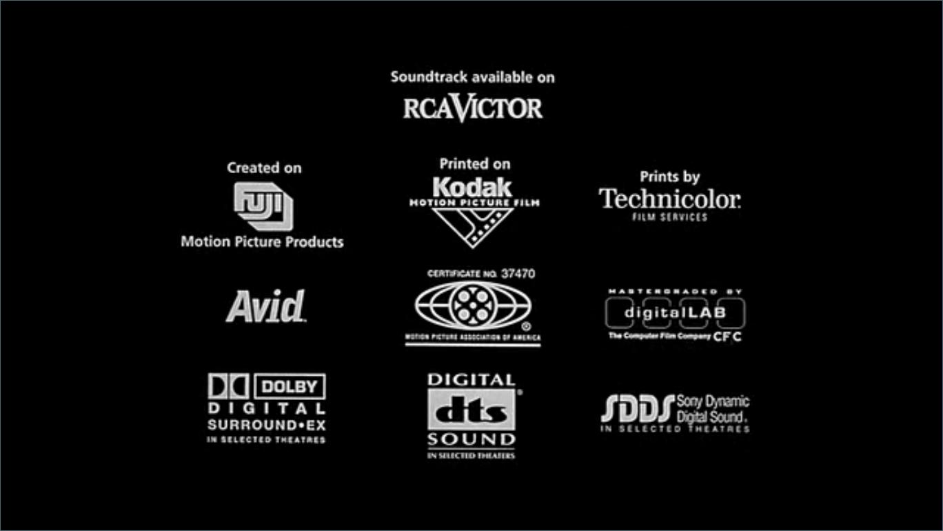 End Credits Logo Logodix