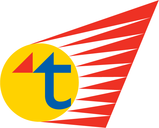 Gas Station Logo - Brand New: New Logo for Twice Daily Gas Stations by Onoma