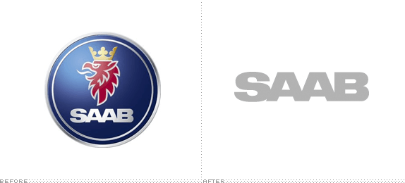Saab Logo - Brand New: Saab's Griffin Caught Between a Rock and a Hard Place