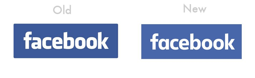 Very Small Facebook Logo - Top 15 Logo Changes From 2015