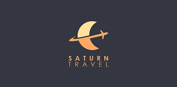 Saturn Logo - Saturn Travel | LogoMoose - Logo Inspiration