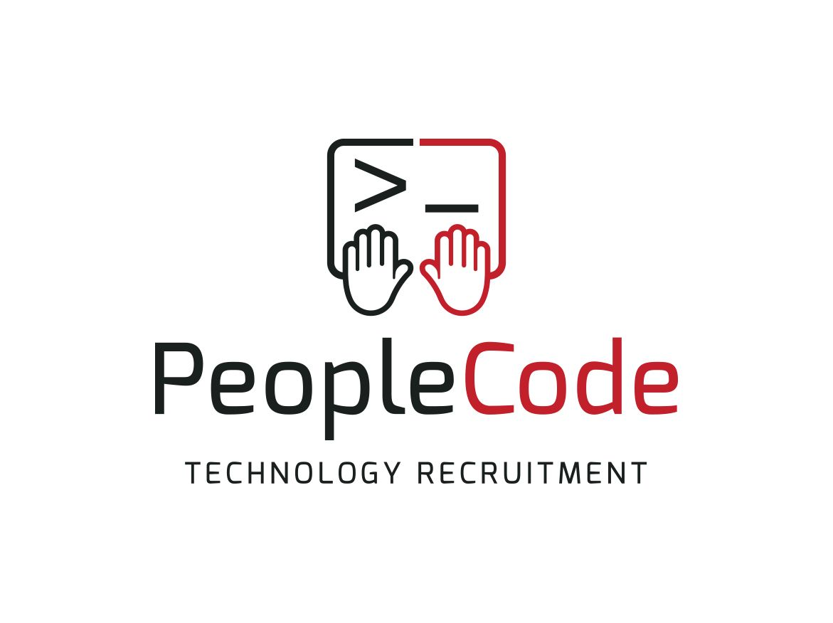 Code Logo - People Code Logo Design – Logo Geek