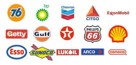 Gas Station Logo - Gas Station Logos - FREE DOWNLOAD
