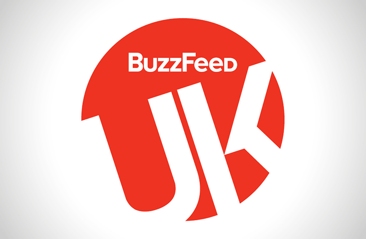 BuzzFeed Logo - It's Nice That | Buzzfeed UK reveals new logo and bespoke typeface ...