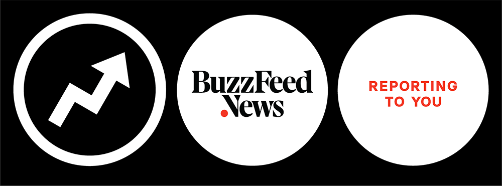 BuzzFeed Logo - Brand New: New Logo for BuzzFeed News
