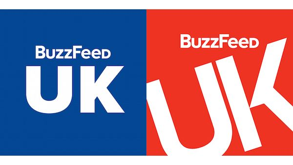 BuzzFeed Logo - BuzzFeed UK's New Logo And Typeface Takes After Its 'Trending Arrow ...