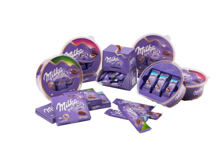 Milka Logo - Mondelēz to extend Cocoa Life logo to Milka chocolate in Europe
