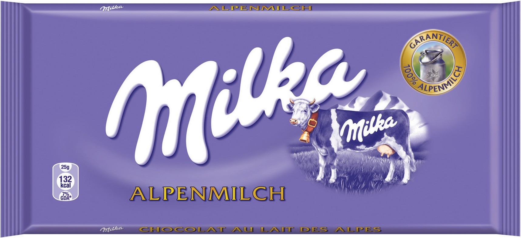 Milka Logo - One MILKA chocolate bar, 100gram,3,5oz, 24 different flavors, FRESH ...