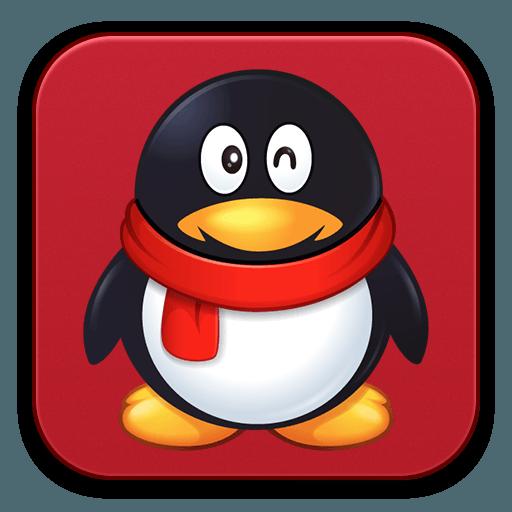 QQ App Logo - LogoDix