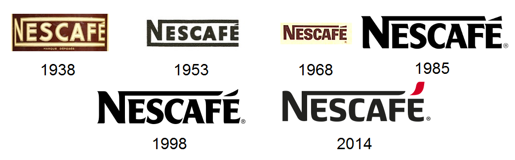 Nescafé Logo - Nescafe Logo, Nescafe Symbol Meaning, History and Evolution