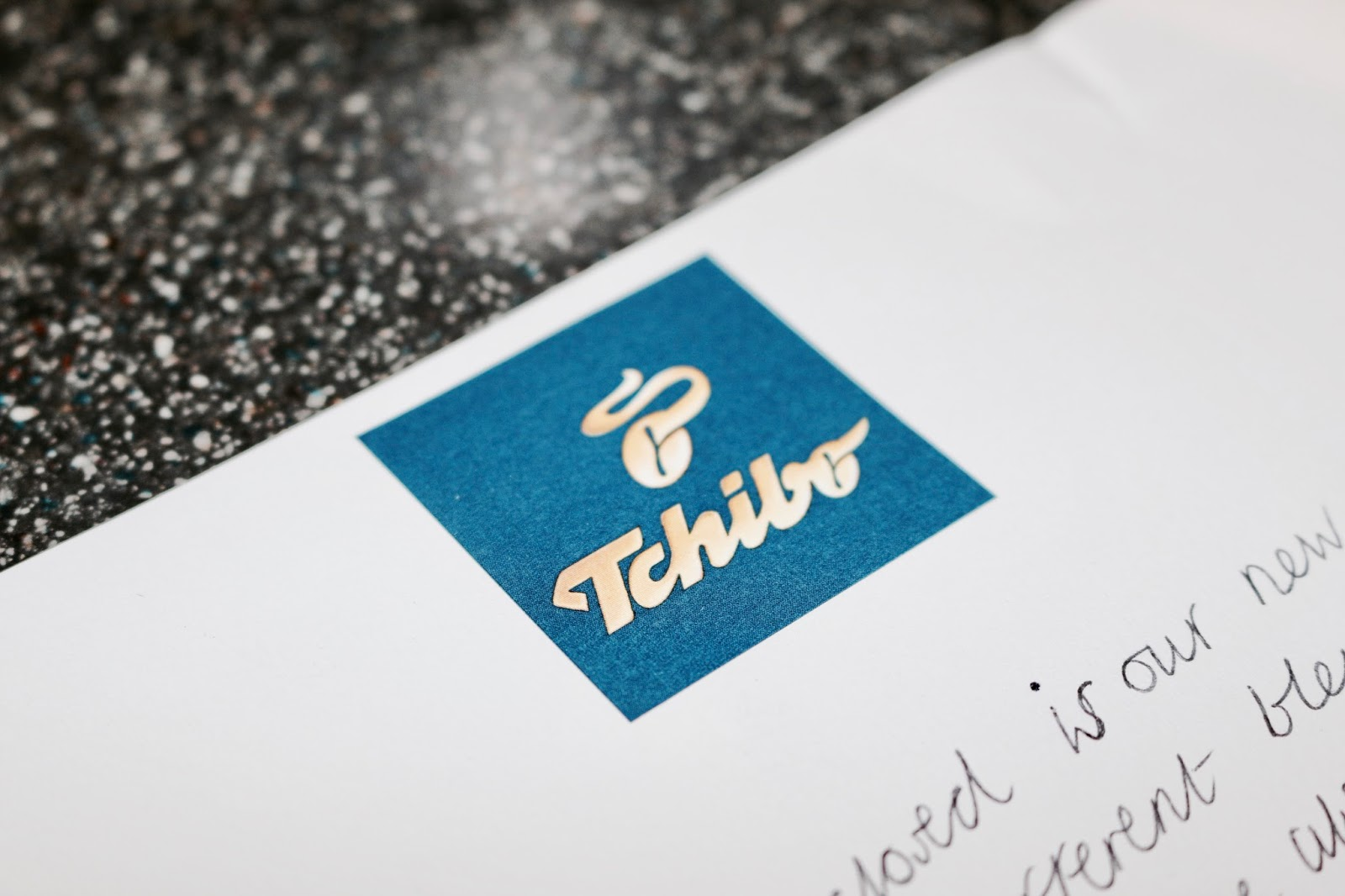 Tchibo Logo - Coffee Reviews: Tchibo | SHILLINGS. COFFEE.