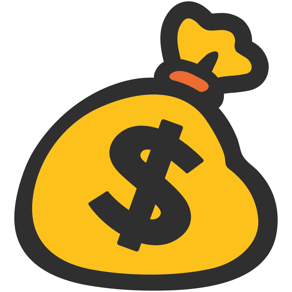 Money Bag Logo - LogoDix