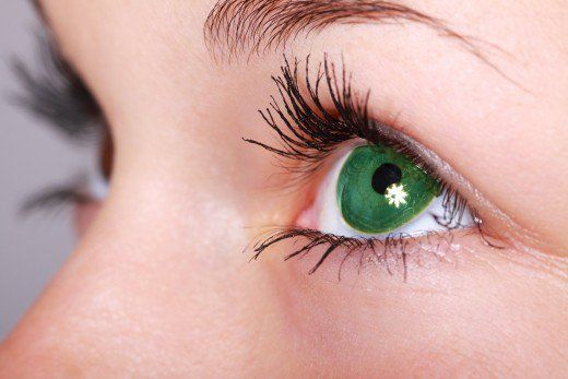 Black and Green Eye Logo - How to Make Green or Hazel Eyes Look More Green | Bellatory