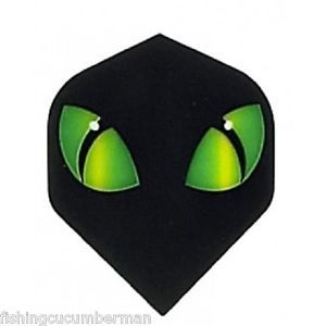 Black and Green Eye Logo - RUTHLESS