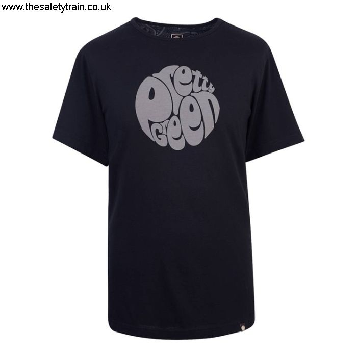 Black and Green Eye Logo - Branded Clothing For Sale Pretty Green T-Shirts Store Eye-catching ...