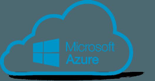 Azure Cloud Logo Logodix