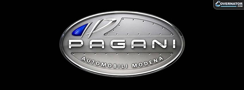 Pagani Logo - Pagani Logo Facebook Cover Photo