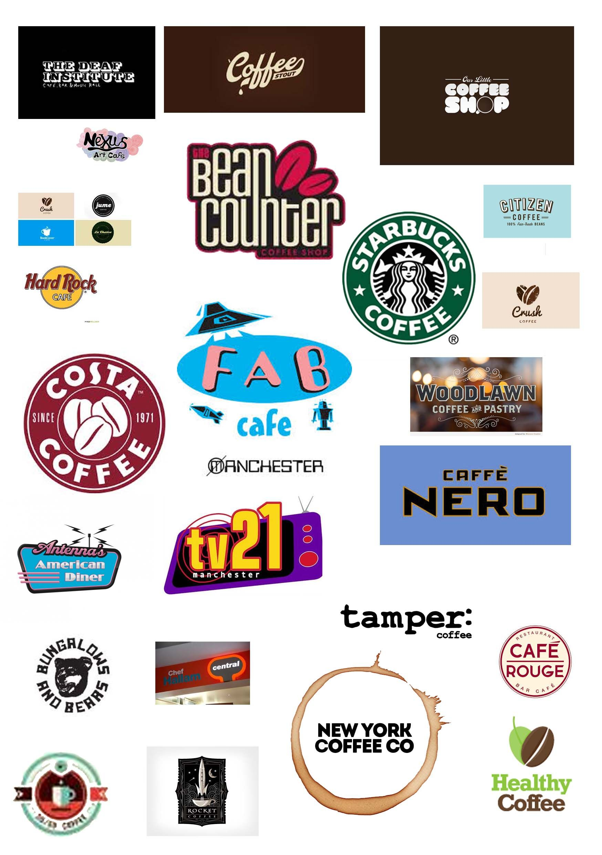 Coffee Shop Brand Logo Logodix